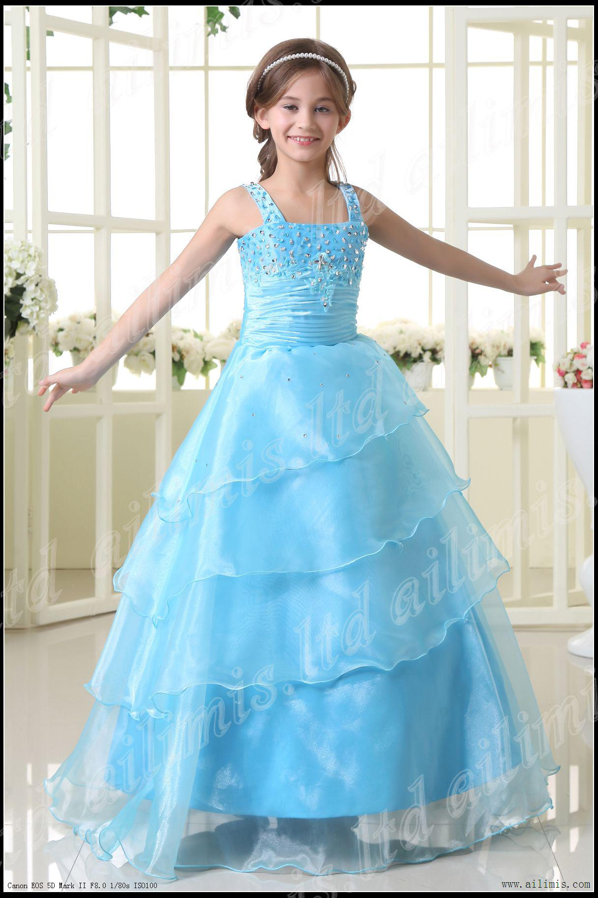Formal Kids Dresses