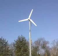 3 wind generator system - 1000W windmill turbine system wind generator