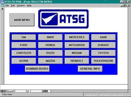 Wholesale Newest Version ATSG Automatic Transmissions Service Group Repair Information auto software