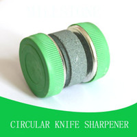 Wholesale Knife sharpener kitchen accessories Originality Circular kitchen size cm PC