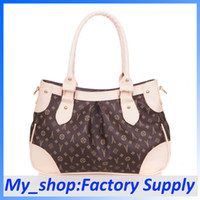 Cheap Totes Handbags Best Women Polka Dot Shoulder Bags
