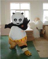 Wholesale Bestselling Kungfu Panda Mascot Costume Kung Fu Panda Mascot Costume Kungfu Panda Fancy Dress