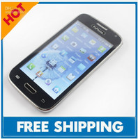 Wholesale Unlocked I9300 S3 quad band WIFI TV Cell Phone touch screen dual sim card Bluetooth