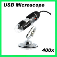Wholesale 2 Mega Pixel USB Digital Microscope x Zoom SE M400 with Microscopic measurement software