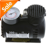 Wholesale Portable Car Auto V Electric Air Compressor Tire Inflator PSI AAAAA