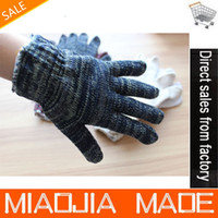 Wholesale Cheap Cotton Labor Working Gloves