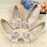Wholesale New Baby Shoes Girls Mary Jean Shoes Children Kids Fashion Party Foot Wear Shoes