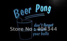 Wholesale LB940 TM Beer Pong Game Bar Pub Club NEW Light Sign Advertising led panel