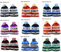 Wholesale 2013 hot sell NRL Beanies all teams mixed order snapbacks knit beanie winter skullies