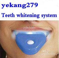 Wholesale Whitelight White Teeth System Teeth Whitening Device Tooth Whitener Kit Dental Care sets
