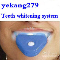 Wholesale Whitelight White Teeth System Teeth Whitening Device Tooth Whitener Kit Dental Care Retail