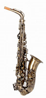 Wholesale wind music instrument wood wind music instrument Alto Saxophone Old surface Made