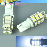 Wholesale New White SMD3020 T10 LED Car Light bulb Lamp V