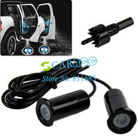 Wholesale HOT SALE DC V LED Car Door Logo Light Shadow Light For BMW Car Welcome Light TK0203
