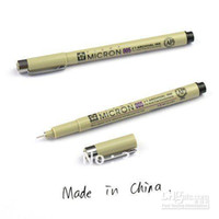 archival ink - PEN Sakura Pigma Micron Archival Black Ink