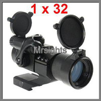 Wholesale 1PCS Tactical Aimpoint M2 X32 Cantilever Red Green Dot Scope Hot sale