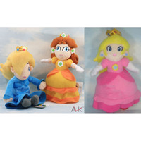 "Princess Rosalina 10"" Super Mario Bros Plush Doll Toy C..."