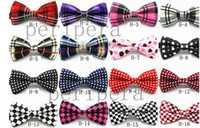 Wholesale printed ties silk bowties fahion bow tie neckties England ties qx10