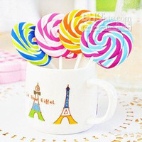 Office Eraser best multifunction pen - Best selling Eraser J Korea rubber lovely lollipop eraser Gifts Multifunction Free shipp