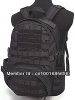 Wholesale Molle Patrol Series Gear Assault Backpack Black
