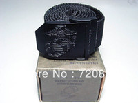 bdu belts - US Marine CORP USMC Army Tactical BDU Duty Belt Black