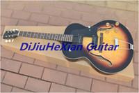 6 Strings archtop guitar - 2013 NEW ES Archtop Guitar Sunburst ES125 Electric Guitar