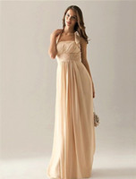 Wholesale 2013 Hot selling Empire Halter Ruffle and Pleat Bridesmaid Dress