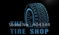 auto repair signs - LM121 TM Tire Shop Car Auto Repair Beer Neon Light Sign Advertising led panel