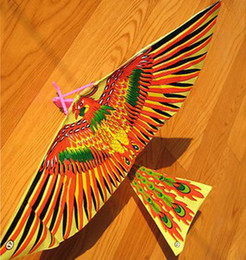Wholesale Flapping Wing Aircraft Model Bird Toys Flyer Flybird Lucky Fly bird boy s Airglide Bow Plastic Toy