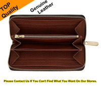 Wholesale hot sale Canvas Zippy Wallet M60017 wallet purse