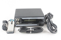 Power Plug tattoo supply - Tattoo Power Supply Digital LCD Display Foot Pedal Clip Cord Top Quality P121