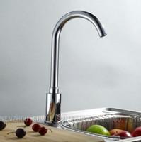 Chrome advance mounting - Automatic Faucet Sensor Faucet Hands Free Faucet Electronic Faucet advanced tap fashion faucet
