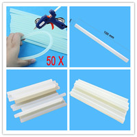 Wholesale Hot Melt Gun Car Audio Craft mmx100mm Clear Glue Adhesive Sticks