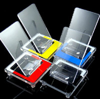 Wholesale Clear Acrylic Cell Phone Rack Display Stand Holder with