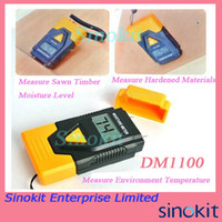 Wholesale 2pins Digital Wood Moisture Meter DM1100