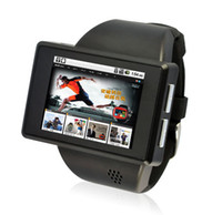 Wholesale High Quality Android Watch Z1 Smart Mobile Phone MP Carema GPS WIFI Flytouch Capacitive Screen