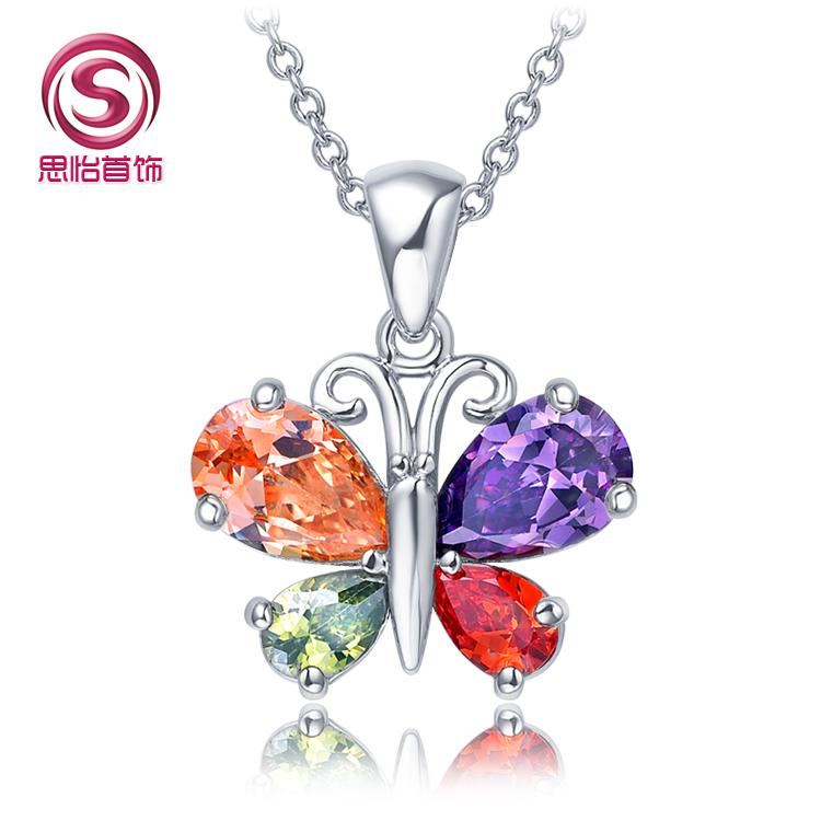 Jewelry Birthday Gift Girlfriend Gifts 925 Pure Silver