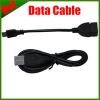 Wholesale OTG cable USB cable combine together used for Android Tablet PC Q8 Q88 T900 Sanei N10 Ainol laptop