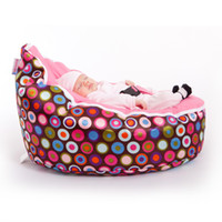 Wholesale baby seat with filling doomoo baby beanbag filled