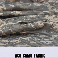 ACU Digital Camouflage  camo fabric - ACU Digital Camouflage Army Military Combat quot W Camo Mesh Breathable Fabric