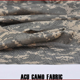Wholesale ACU Digital Camouflage Army Military Combat quot W Camo Mesh Breathable Fabric