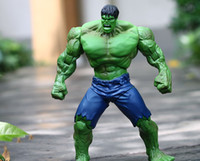 Wholesale The Avengers Marvel Super Hero Incredible The Hulk Action Figure Toy quot cm