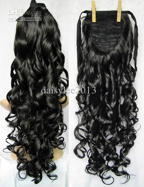 Women'S Hair Pieces Extensions 25