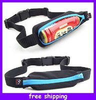 Wholesale New Multifunction Outdoor Running Hiking Jogging Sport Pouch Belt Chest Waist Pack Bum Bag