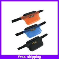 Wholesale Water Proof Diving Bag For Mobile Phones Portable Outdoor WaterProof Pouch Case with Strap Waist bag