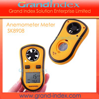 Wholesale Digital Anemometer Meter wind speed meter GI SK8908
