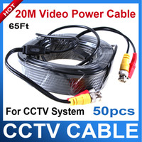 Wholesale 20m Video Power Extension Cable for CCTV Camera