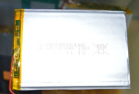 Wholesale 3 V mAH Li ion Polymer lithiumion battery for inch tablet pc ICOO D50 D70 PRO II Q88