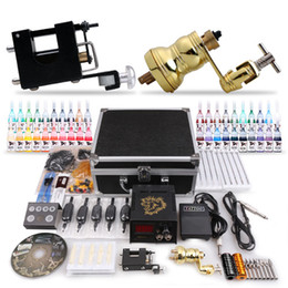 Wholesale Rotary Tattoo Kits Machine Inks Power Supplies Grips arrive within days