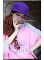 Wholesale Solid Men women s fashion sunhats caps street hats sports hats casual caps hip hop hats hot sales